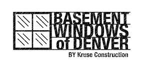 Basement Windows of Denver